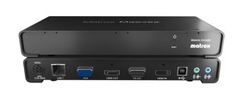 MATROX MAEVEX VIDEO OVER IP ENC/DEC BUNDLE HDMI/DVI IN/OUT ACCS (MVX-ED5150F)