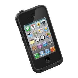 LIFEPROOF Lifeproof iPhone 4/4S Case Black (1003-01)
