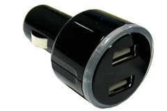 A-LINK USBx2 car charger, 2A