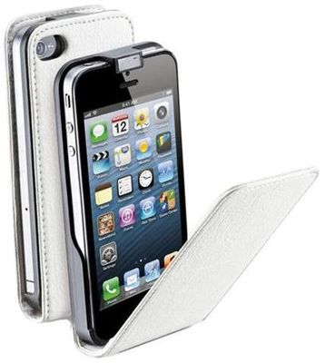 Flap for iPhone 5 hvit
