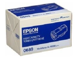 EPSON Toner/ Return Black High Cap M300D 10K (C13S050691)
