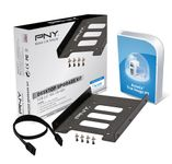 SSD UPGRADE KIT FUER 2,5IN SSD HDD ACRONIS FULL LICENCE SW CPNT