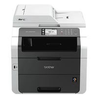 BROTHER MFC-9330CDW/ 22ppm 192MB 2400x600dpi A4 (MFC9330CDWZW1)