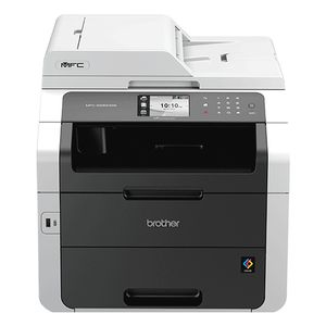 BROTHER Multifunction Color Laserprinter Copy