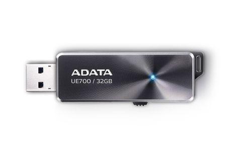 A-DATA 32GB USB 3.0 Aluminium UE700 (AUE700-32G-CBK)