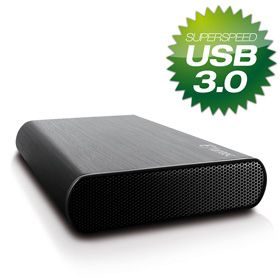 DB-AluSky U3 black 3000GB
