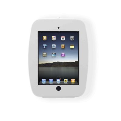 iPad Space Enclosure White