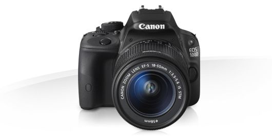 CAMERA EOS 100D 18-135 IS STM