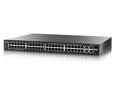 CISCO SG300-52P 52-port Gigabit PoE+ Managed Switch (SG300-52P-K9-EU)