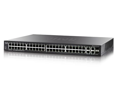 CSB SG 300-52P 52-PORT GIGABIT POE MANAGED SWITCH               IN CPNT