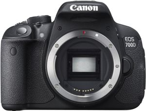 CANON EOS 700D Camera House