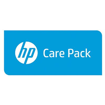 3 year Next business Day Exchange HP 582x Switch products Foundation Care Service