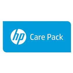 Hewlett Packard Enterprise 1 year Next business Day Exchange HP 5500-24 HI Switch Foundation Care Service (U1YB0E)