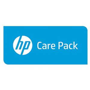 Hewlett Packard Enterprise 4 year Next business day 9x5 w/DMR MSA2000 Encl Foundation Care Service (U2KD3E)