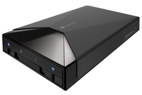 VOYAGER AIR EXT HDD 500GB BLK GIGABIT ETHERNET WI-FI + USB 3.0 EXT