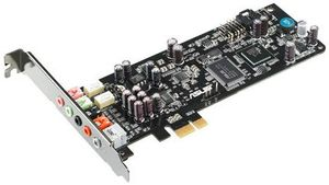 XONAR DSX PCIE GAMING SOUNDCARD IN