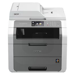BROTHER DCP9020CDW A4 LED - Nettverksklar