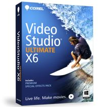 VIDEOSTUDIO ULTIMATE X6 MINI-BOX                         EN CROM