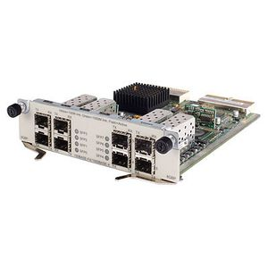 Hewlett Packard Enterprise 6600 8-porters GbE SFP