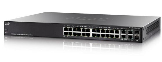 SG300-28MP 28-PORT GIGABIT MAX- POE MANAGED SWITCH               IN CPNT