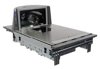 Magellan 8400, Scanner/ Scale,  EU/AU/NZ, Med. Platter, All-Weighs w/Produce Lift Bar, DLC Glass, Shelf Mount, AU/NZ Dual Scale Display, Power Supply (AU), RS-232/ RS-232 DB-9 Cables, EAS
