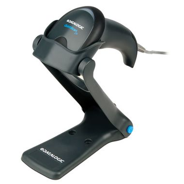 QUICKSCAN LITE KIT, SCANNER BLACK, KBW CABLE AND STAND       IN PERP