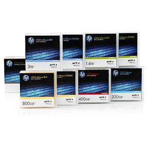 Hewlett Packard Enterprise LTO-6 Ultrium 6.25TB BaFe RW Eco Case Data Cartridge 20 Pack (C7976BH)
