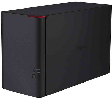 LinkStation420 NAS 8TB HighSpeed