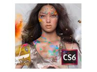 CS6 Design and Web Prem - 6 - Multiple Platforms - International English - AOO License - K12 SITE<250 - 250 USERS - <250 - 1+ - 0 Months