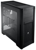 Carbide 300R Window Black, Miditower,  No PSU