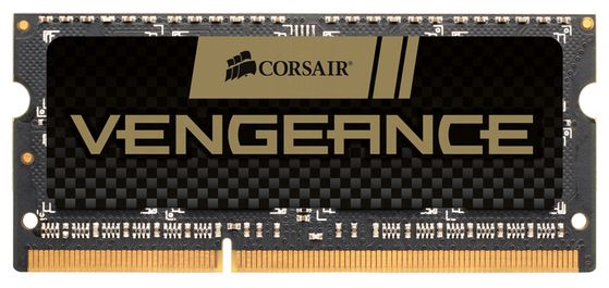 Simm SO DDR3 PC1600 4GB CL9 Corsair