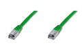 ASSMANN Electronic CAT 5e F-UTP patch cable. Cu