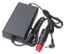 FSP/Fortron Universal Car Charger 120W til notebooks,  9-32 V DC input, 19 V output, 6 power tips
