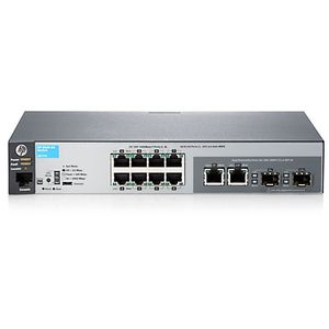 Hewlett Packard Enterprise 2530-8G Switch