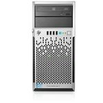 Hewlett Packard Enterprise ProLiant ML310e Gen8 v2 E3-1220v3 1P 4GB-U B120i 350W PS Svr (712329-031)