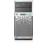 Hewlett Packard Enterprise ProLiant ML310e Gen8 v2 E3-1220v3 1P 4GB-U B120i 350W PS Svr