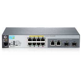 Hewlett Packard Enterprise 2530-8G Switch POE