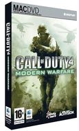 Download (for MAC): Call of Duty® 4: Modern Warfare™ (MAC) (ASPCOD4#ESD1f6)