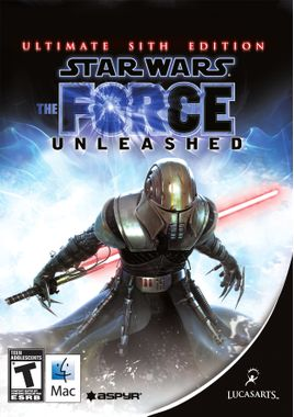 Star Wars The Force Unleashed: Sith Edition (MAC)