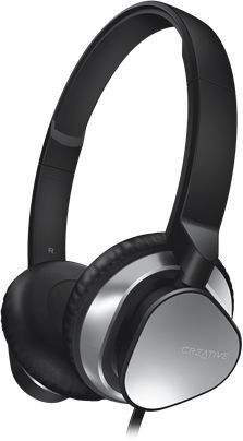 CREATIVE Hitz MA2300 On-Ear Headset BlK