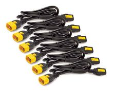 Power Cord Kit (6 ea), Locking F-FEEDS