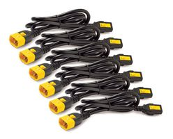 6x Power Cable C13 / C14 1,8m