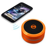 PS21BT-OG orange Mobile Bluetooth Speaker