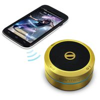 PS21BT-GD gold Mobile Bluetooth Speaker