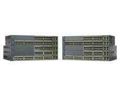 CATALYST 2960 PLUS 48 10/100 POE + 2 1000BT +2 SFP LAN BASE   EN CPNT