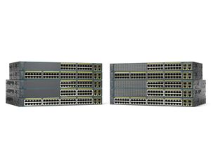 CISCO CATALYST 2960 PLUS 48