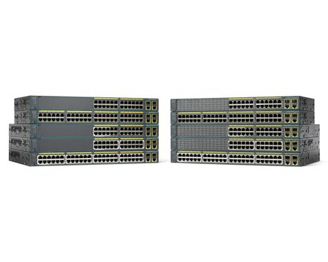 CATALYST 2960 PLUS 48 10/100 + 2 T/SFP LAN BASE                 IN CPNT