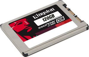 "KINGSTON SSDNow KC380, 1,8"", SATA 6Gb/s, 120GB, SSD (SKC380S3/120G)"