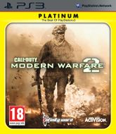 ACTIVISION CALL OF DUTY :MODERN  WARFARE 2 PLATINUM - PS3 (84271UK)