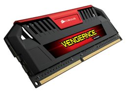 8GB (2KIT) DDR3 2133MHz/ VENGEANCE PRO RED